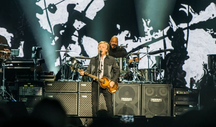 Paul McCartney review – Lennon, Wings, Quarrymen and more in