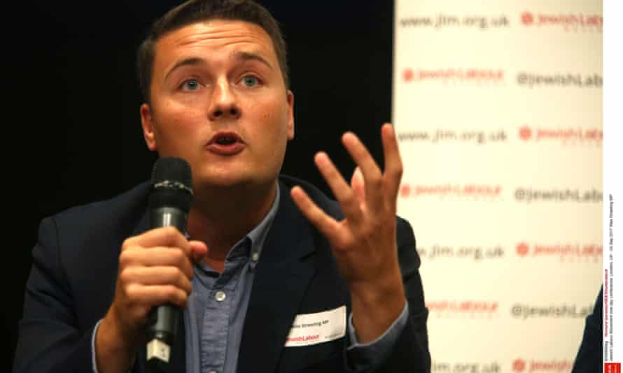 Wes Streeting MP
