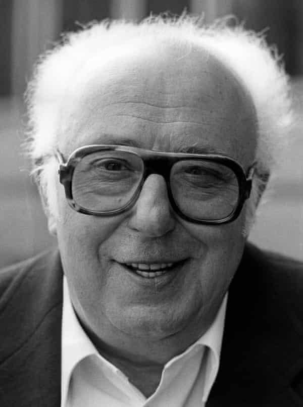 Horst Krüger, who died in 1999