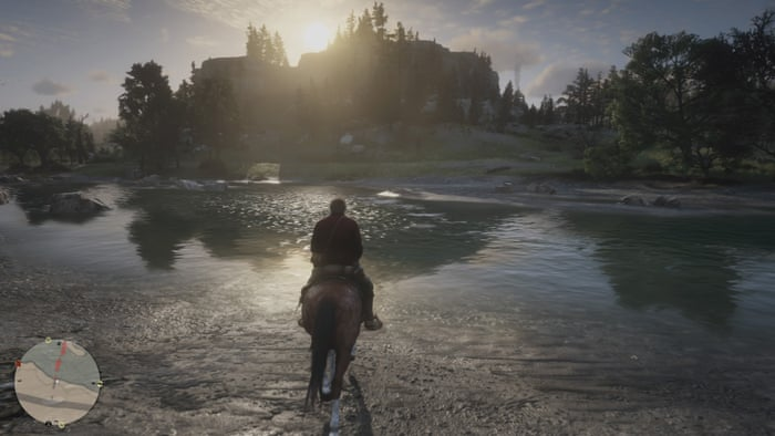 Red Dead Redemption 2 review – gripping western is a near miracle