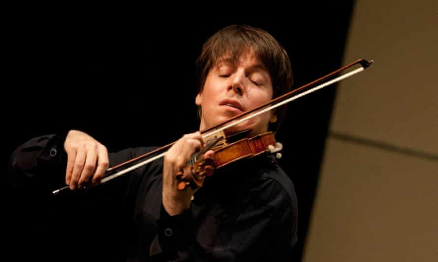 'I could live the rest of my life without hearing Ravel's Bolero again' … Joshua Bell.
