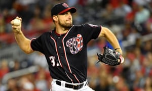 Max Scherzer brings an unmatched intensity to the starting pitcher's role for Washington