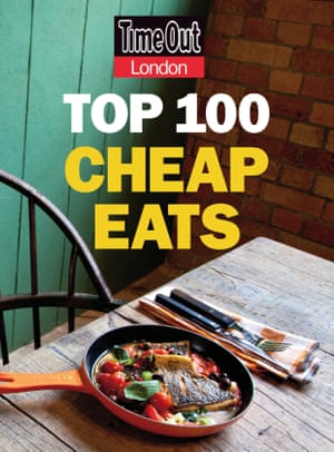 Time Out Top 100 Cheap Eats guide by Time Out