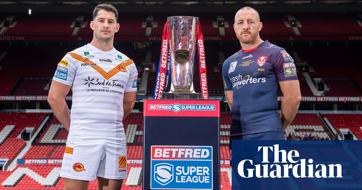 Grand Final stage set for Catalans Dragons history or St Helens hat-trick