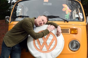 Farewell to the campervan who helped me be a dad | Life and