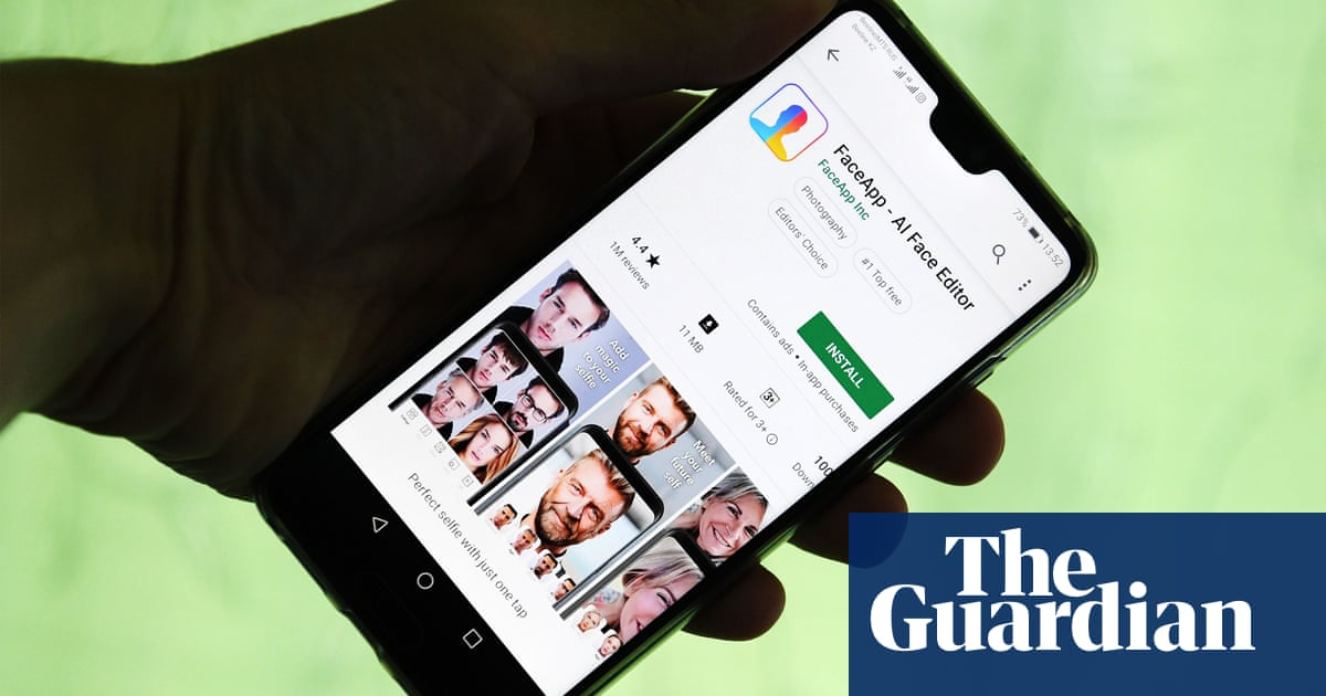 FaceApp Row: UK Watchdog Monitoring Privacy Concerns