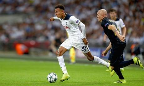 Tottenham must play their part in ending talk of Wembley hoodoo | Paul MacInnes