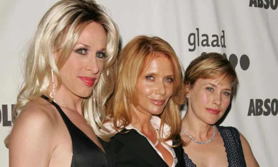 From left: the actors Alexis, Rosanna and Patricia Arquette, in 2006.