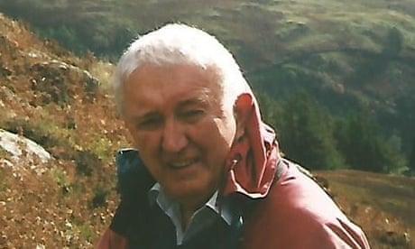 Brian Harrison obituary