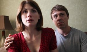 Jodie Whittaker and Andrew Buchan played Beth and Mark Latimer in Broadchurch.