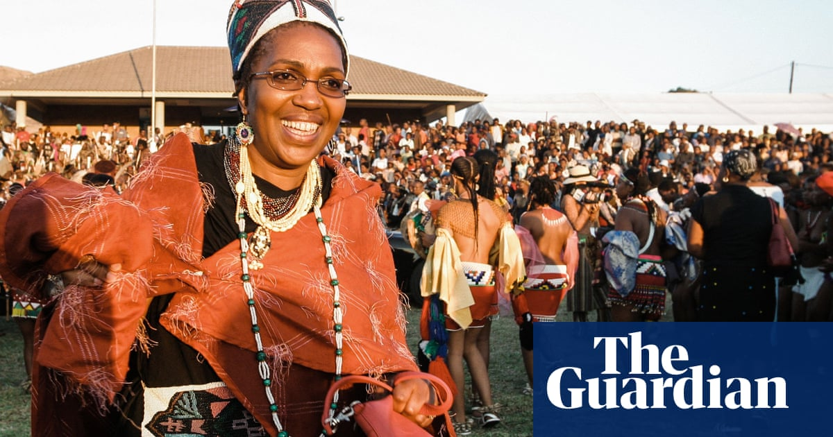 Zulu nation ruler Queen Mantfombi Dlamini dies aged 65