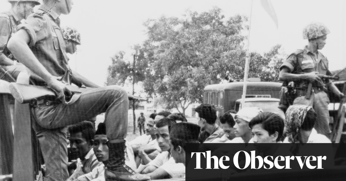 Revealed: how UK spies incited mass murder of Indonesia's communists