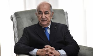 Algeria's president has been transferred to Germany for medical treatment after coming into contact with coronavirus cases among his aides.
