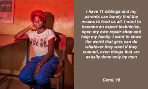 Carol, 18