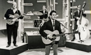 Lonnie Donegan: 'He didn't just invent pop music but pretty much the teenager, too.'