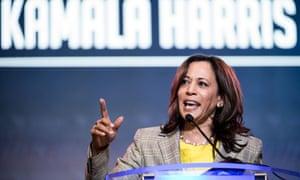 Kamala Harris will debate with Sanders, Biden and Buttigieg on night two.
