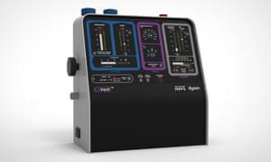 Dyson's new ventilator.