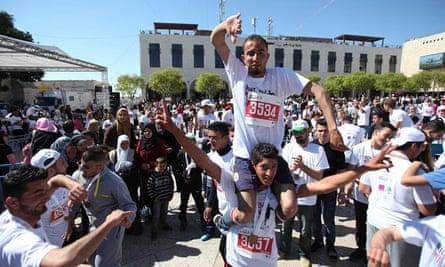 The Right to Movement marathon