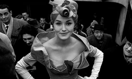 Masks and models – Frank Horvat's fashions, in pictures