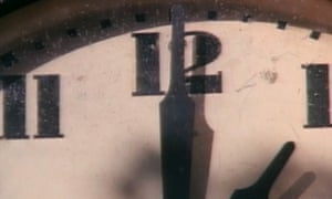 Time's up … Christian Marclay's The Clock.