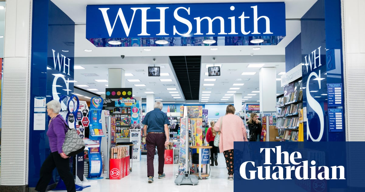 Activist investor ups stake in WH Smith but backs management