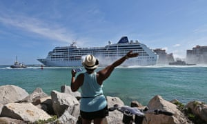 Passengers onboard Carnival Cruises' Fathom line can expect to tan by the pool in the morning, build water filters in the Dominican Republic in the afternoon, then dance on the ship's deck at night.