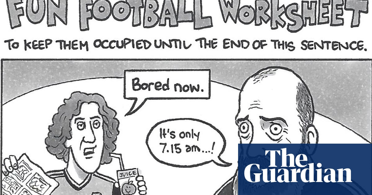 David Squires on … an interactive football lockdown worksheet