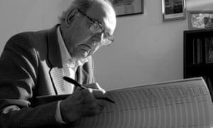 John Joubert composing