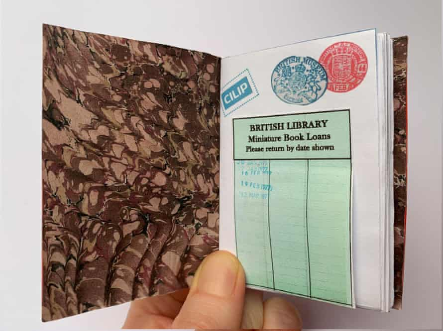 Philip Ardagh's mini book for the British Library project.