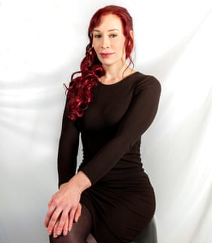 'My dominatrix persona is my ideal version of myself' … Governess Elizabeth.