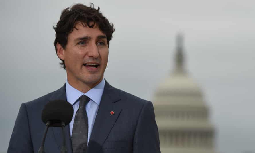 Justin Trudeau: 'All of us benefit when women and girls have the same opportunities as men and boys – and it's on all of us to make that a reality.'
