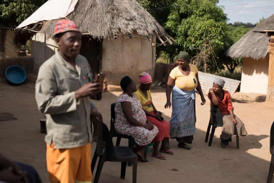 Residents of Relela.