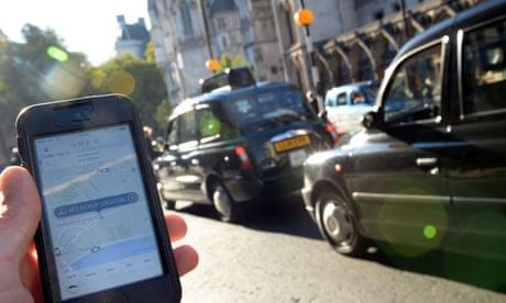 Uber says London mayor discriminating against its drivers