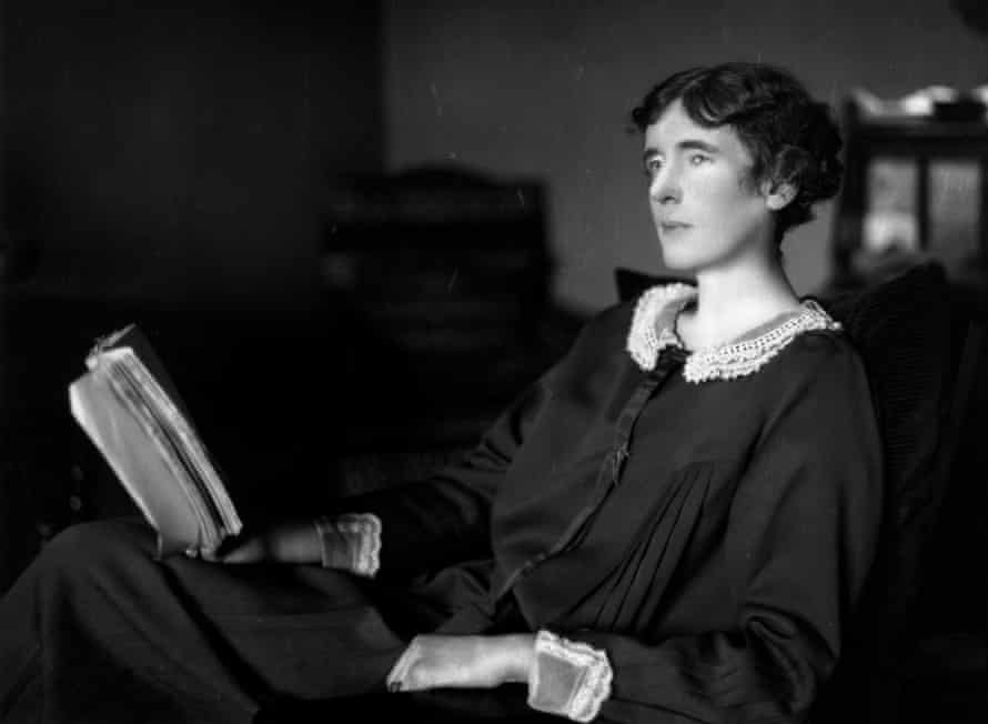 Rose Macaulay, pictured in 1924.