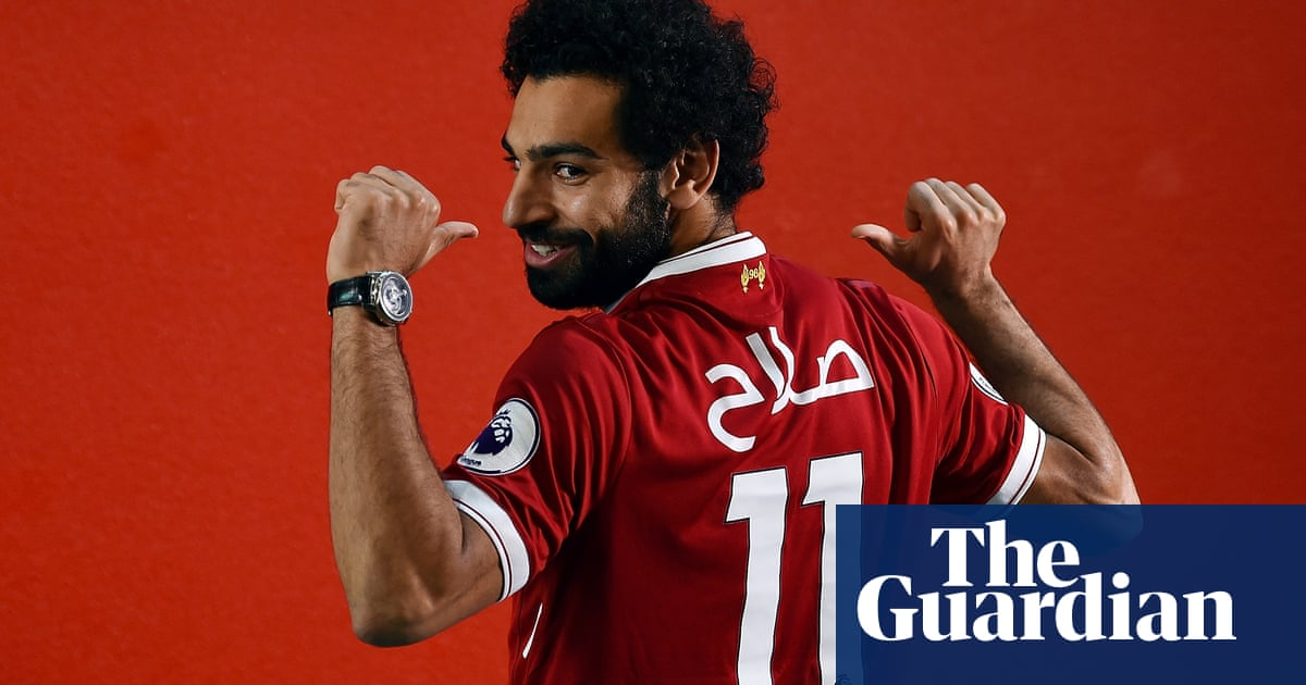 factory authentic 69cfd c3be9 Mohamed Salah may have flopped at Chelsea but he can fly at ...