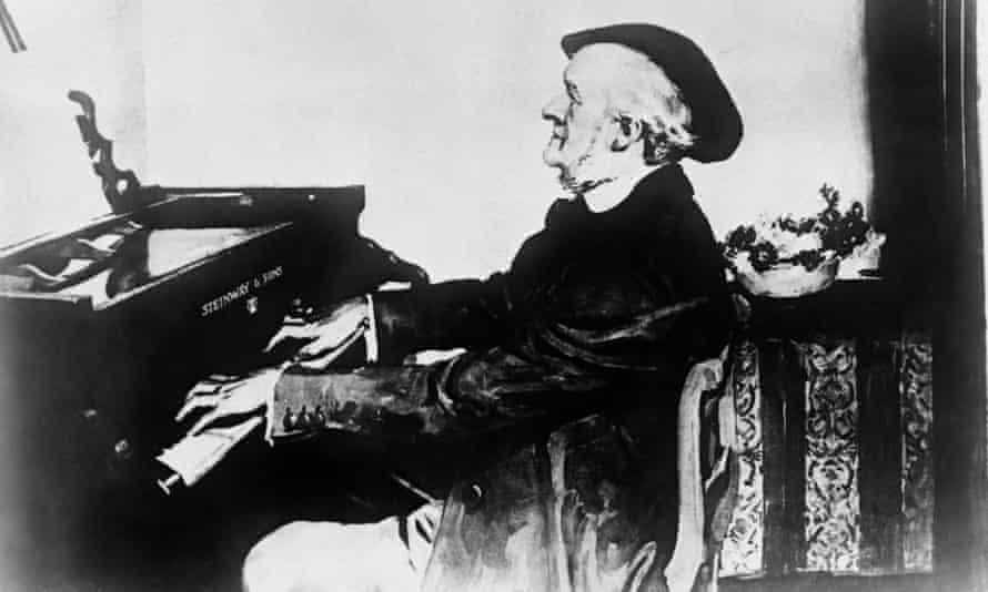 Richard Wagner circa 1880.