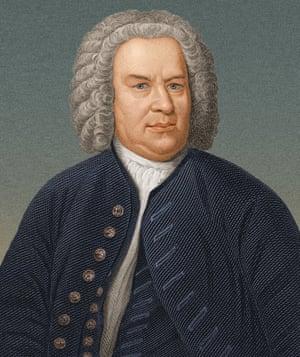 Modern rethink … JS Bach.