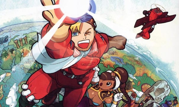 Power Stone: the Dreamcast brawler that foresaw Fortnite and Overwatch