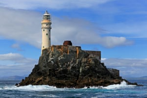 Fastnet Rock Lighthouse, Cape Clear Island, County Cork, Ireland