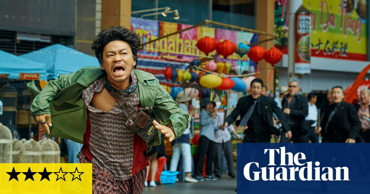 chinatown movie review