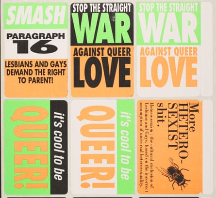 Outrage stickers.