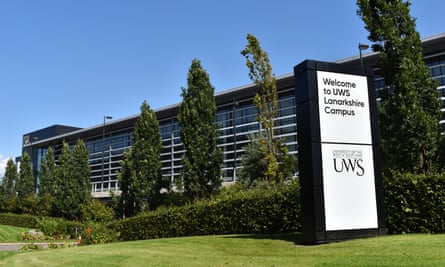 The campus at UWS Lanarkshire is carbon neutral and powered by 100% renewable energy.