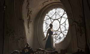 Emma Watson in Beauty and the Beast, which scored two nominations.