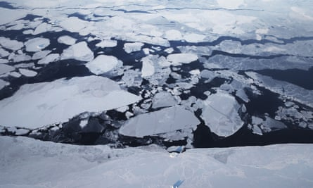 Melting sea ice off Greenland - climate change deniers are switching tactics in the face of mounting evidence of global warming, says Michael Mann.
