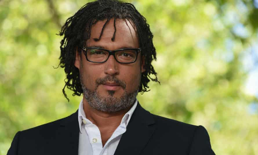 David Olusoga, author of the 'vital' children's version of Black and British: A Short Essential History