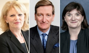 Tory MPs Anna Soubry, Dominic Grieve and Nicky Morgan have all cut ties with Open Britain
