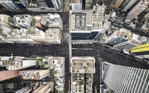 Two million Hongkongers took to the streets on 16 June 2019, calling on the government to withdraw the controversial extradition bill.