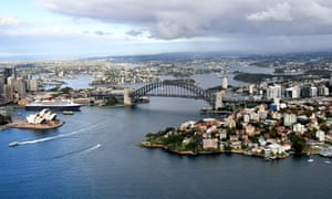 Sydney more expensive to live in than London and New York
