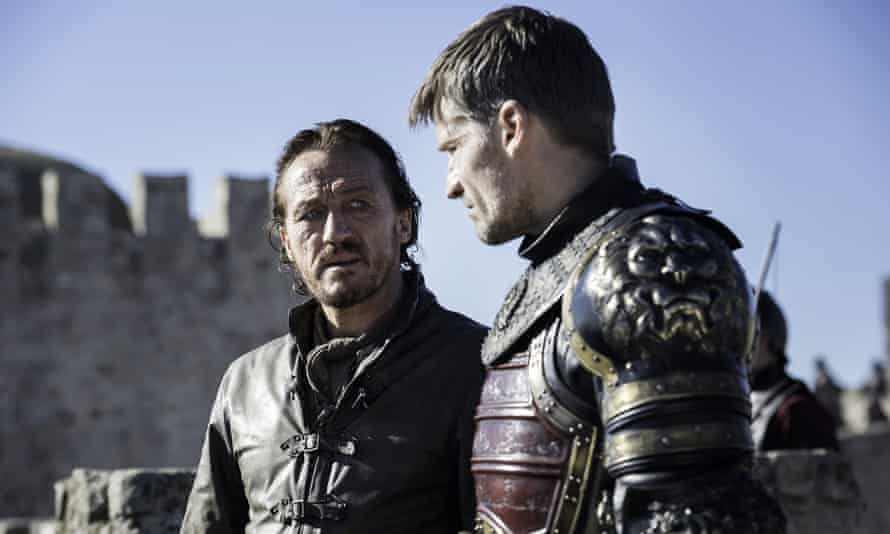 We saw a dizzying number of small reunions on the sidelines, from Bronn and Tyrion to Jamie and Brienne.