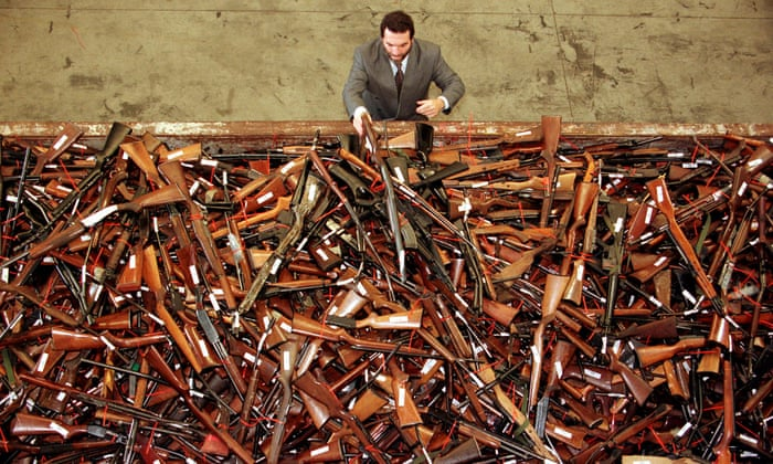 Strict firearm laws reduce gun deaths: here's the evidence | News